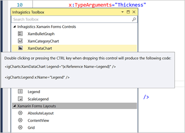 Infragistics Toolbox - Visual Studio Marketplace